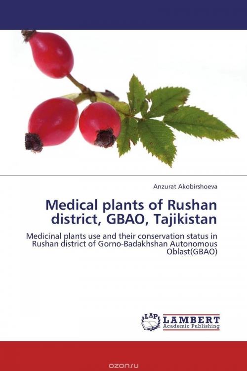 Medical plants of Rushan district, GBAO, Tajikistan
