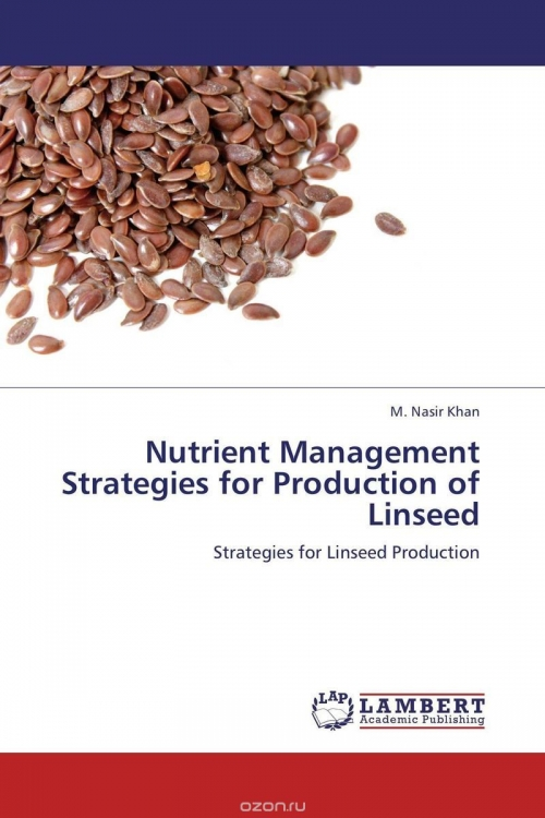 Nutrient Management Strategies for Production of Linseed
