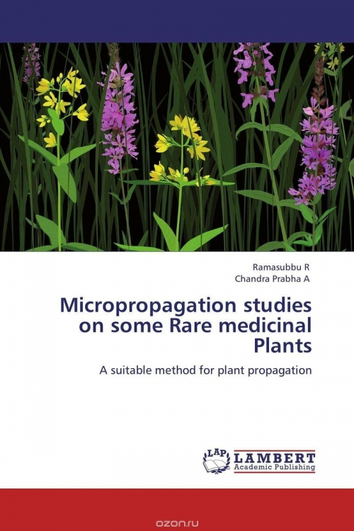 Micropropagation studies on some Rare medicinal Plants